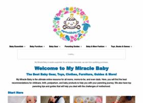 mymiraclebaby.com