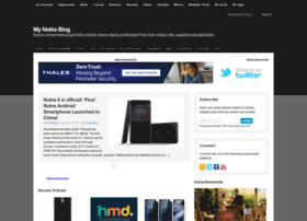 mynokiablog.com