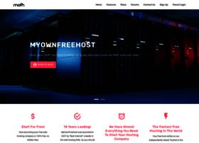 myownfreehost.net