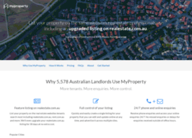 Myproperty.com.au