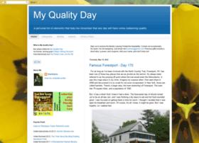 Myqualityday.blogspot.com