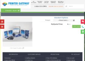 Myquotes.printergateway.com