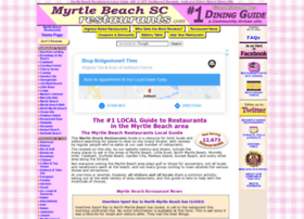 myrtlebeachscrestaurants.com
