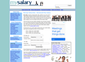 mysalary.co.uk