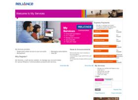 Myservices.relianceada.com