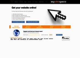 mysitespace.com