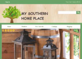 mysouthernhomeplace.com