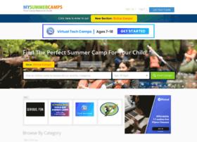 mysummercamps.com