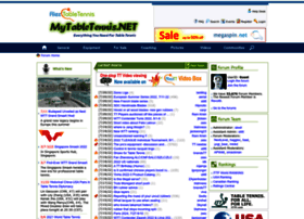 mytabletennis.net