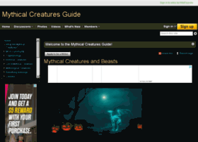 mythicalcreaturesguide.com