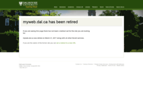 myweb.dal.ca