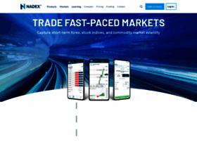 nadex.com