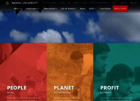 Namal.edu.pk