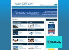name-pass.com