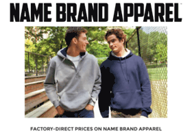 Namebrandapparel.net