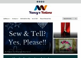 Nancysnotions.com