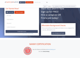 nannypro.com