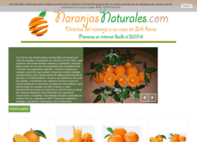 naranjasnaturales.com
