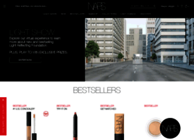 narscosmetics.com
