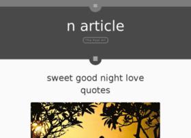 narticle.com
