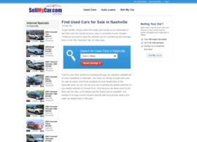 nashville.sellmycar.com