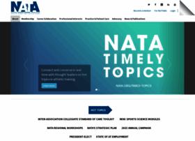 nata.org
