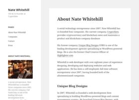 natewhitehill.com