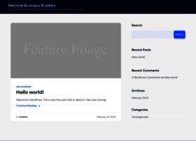 Nationalbusinessbuilders.com