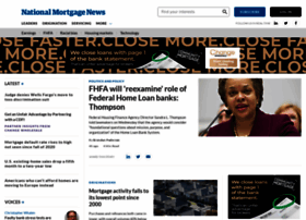 nationalmortgagenews.com