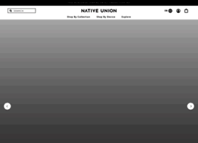 nativeunion.com