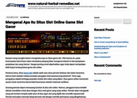 natural-herbal-remedies.net