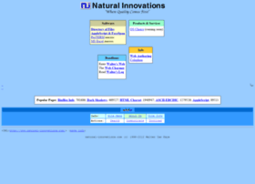 natural-innovations.com