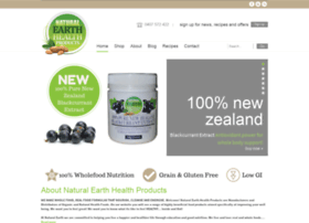 naturalearthhealthproducts.com.au