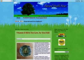 naturalhealthnews.blogspot.com