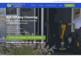 naturallygreencleaning.com