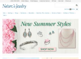 naturesjewelry.com