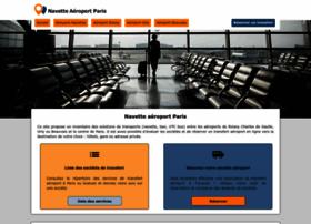 navette-aeroport-paris.com