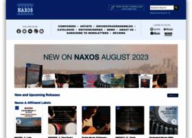 naxos.com