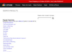 nbcuniversalstore.resultspage.com