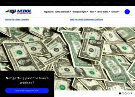 nclabor.com
