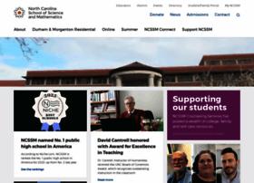 ncssm.edu