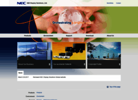 nec-display.com