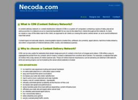 Necoda.com