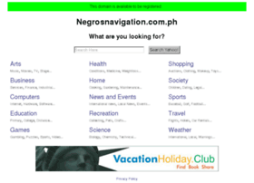 Negrosnavigation.com.ph