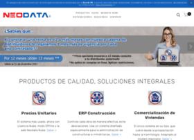 Neodata.com.mx