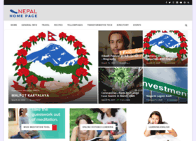 Nepalhomepage.com