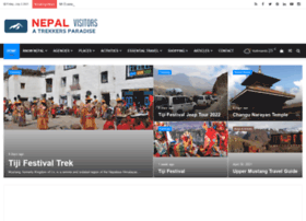 nepalvisitors.com