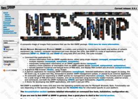 net-snmp.org