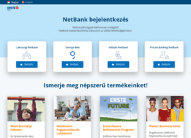 Netbank.erstebank.hu