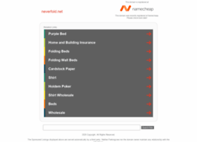 neverfold.net